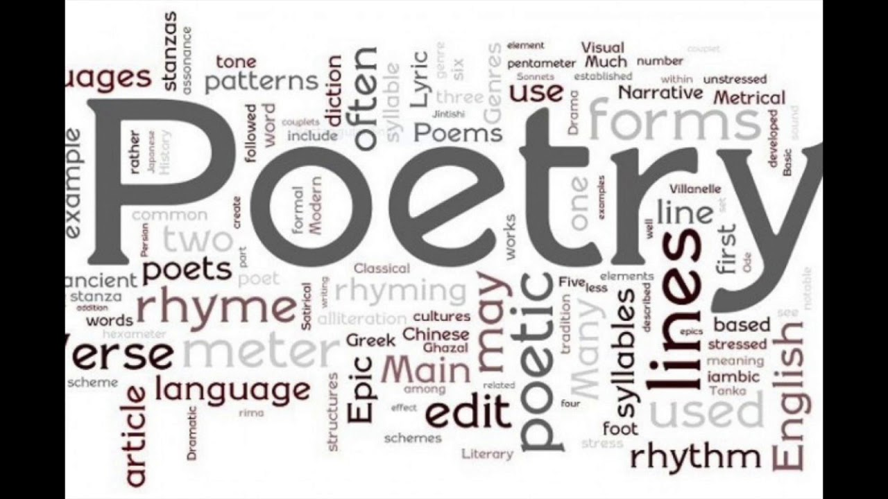 Poetry SpokenWord Instrumental Beat Background Music 1280x720