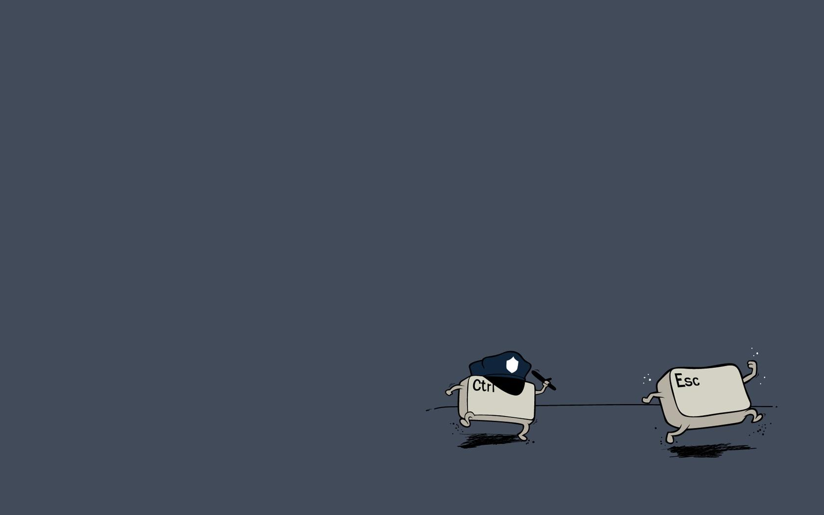 17 Funny And Minimal Wallpapers You Saturation 1680x1050