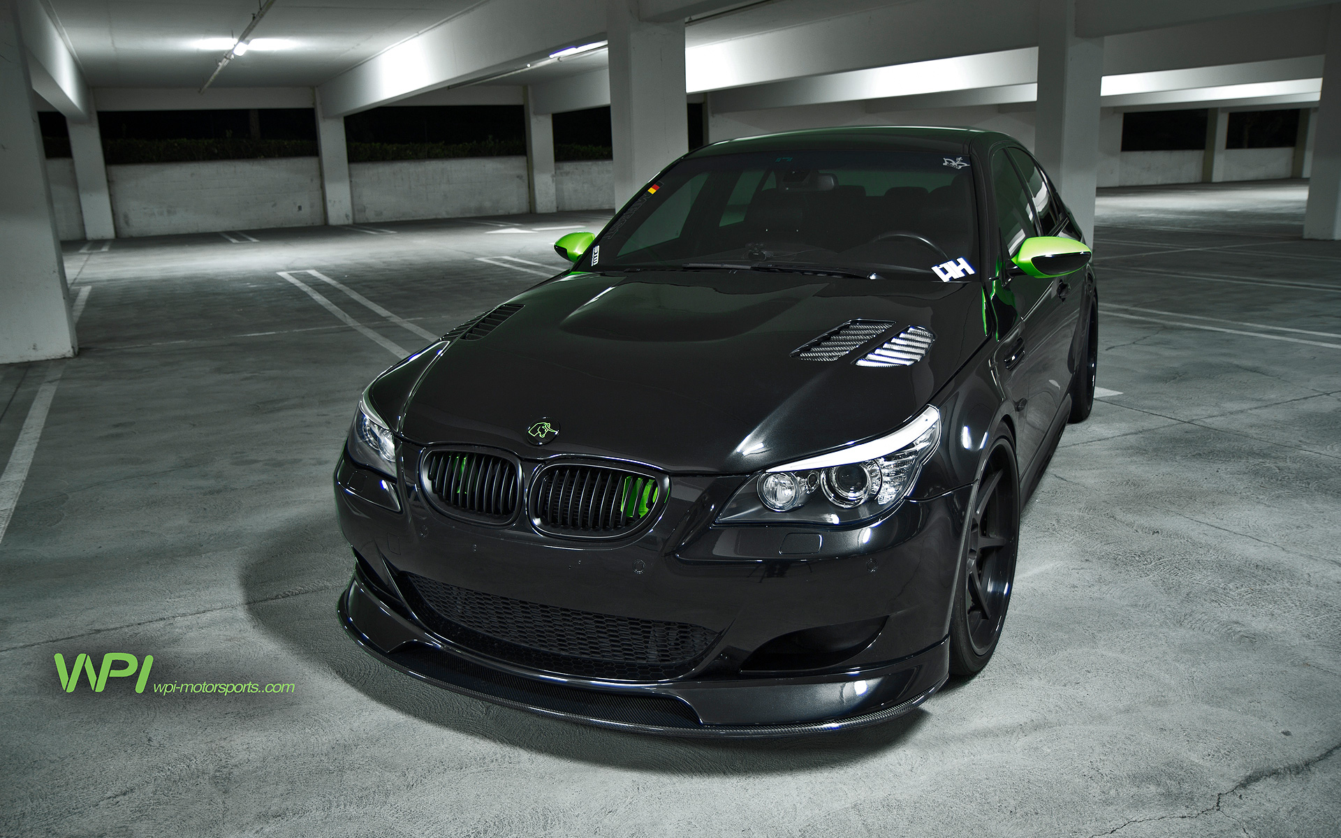 BMW E60 M5 Modded Wallpaper HD Car Wallpapers ID 2542 1920x1200