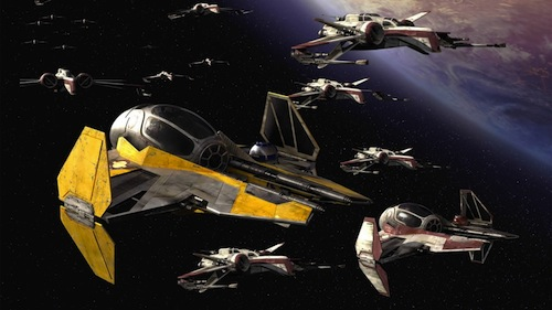 star wars artwork wallpaper epic Star Wars wallpapers 500x281
