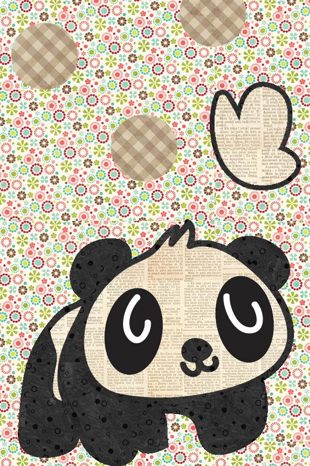 Cartoon Panda IPhone Wallpapers Source Group Of Wallpaper Images Iphone Cute
