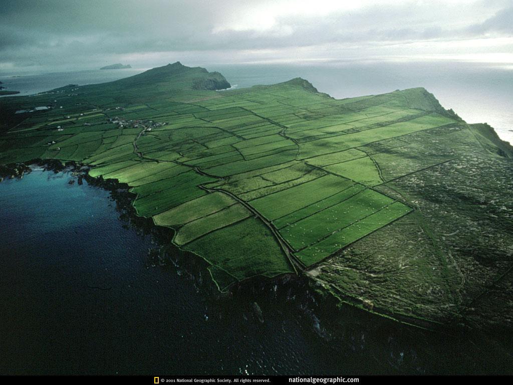 Ireland Irish Headlands 1993 Photo of the Day Picture Photography 1024x768