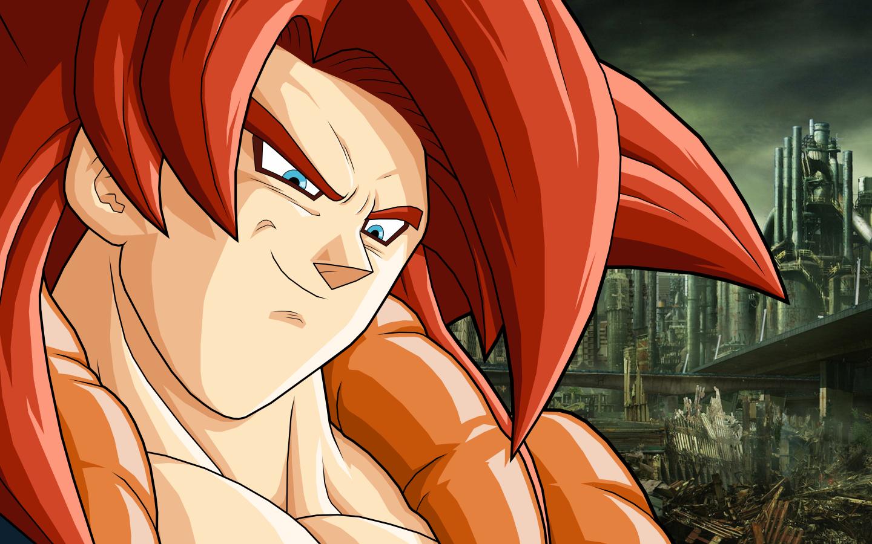 Dragon Ball GT   Goku Vegeta y Gogeta   Taringa 1440x900