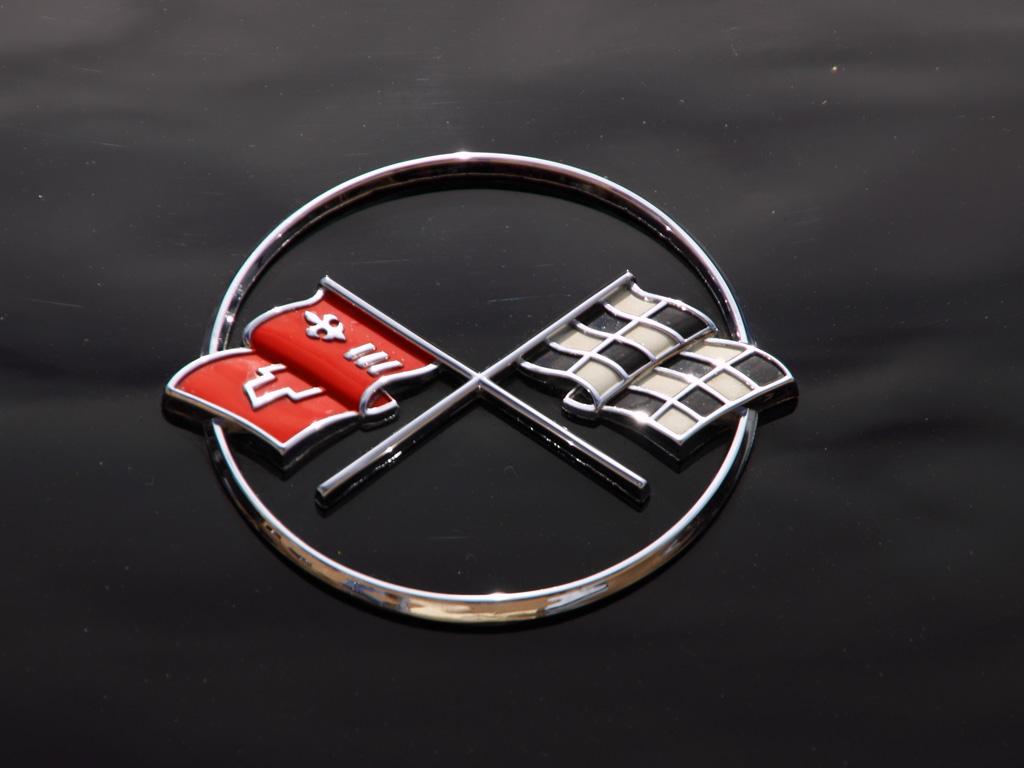 Corvette C6 Logo Wallpaper Wallpapersafari