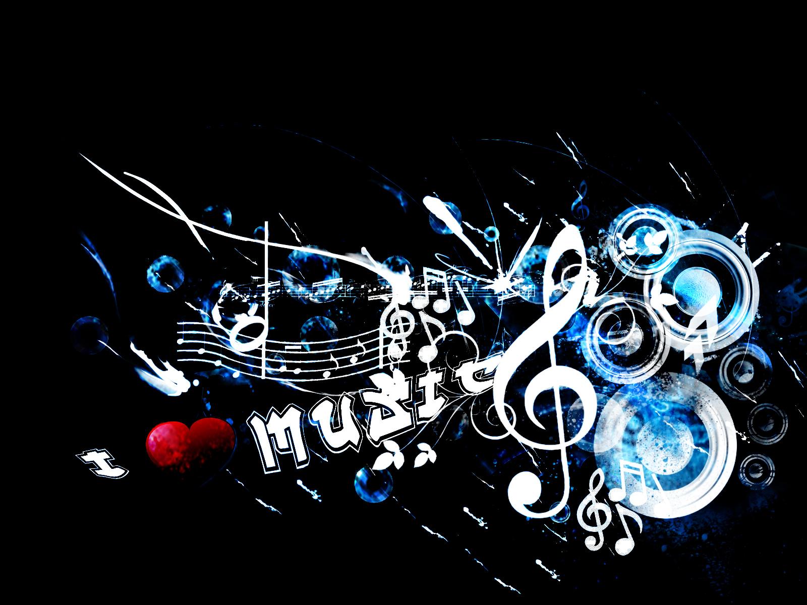 76 Backgrounds Music On Wallpapersafari