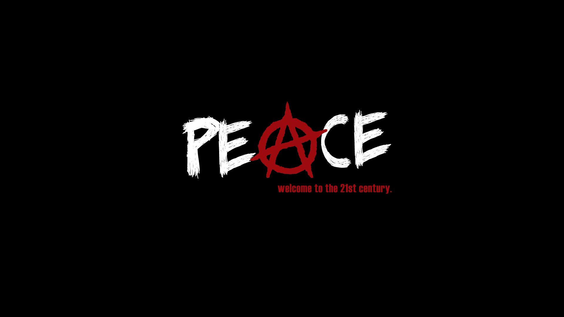Dark anarchy peace urban wallpaper 1920x1080 29391 WallpaperUP 1920x1080
