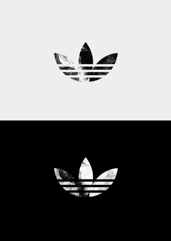22 Black And White Adidas Hd Wallpaper On Wallpapersafari