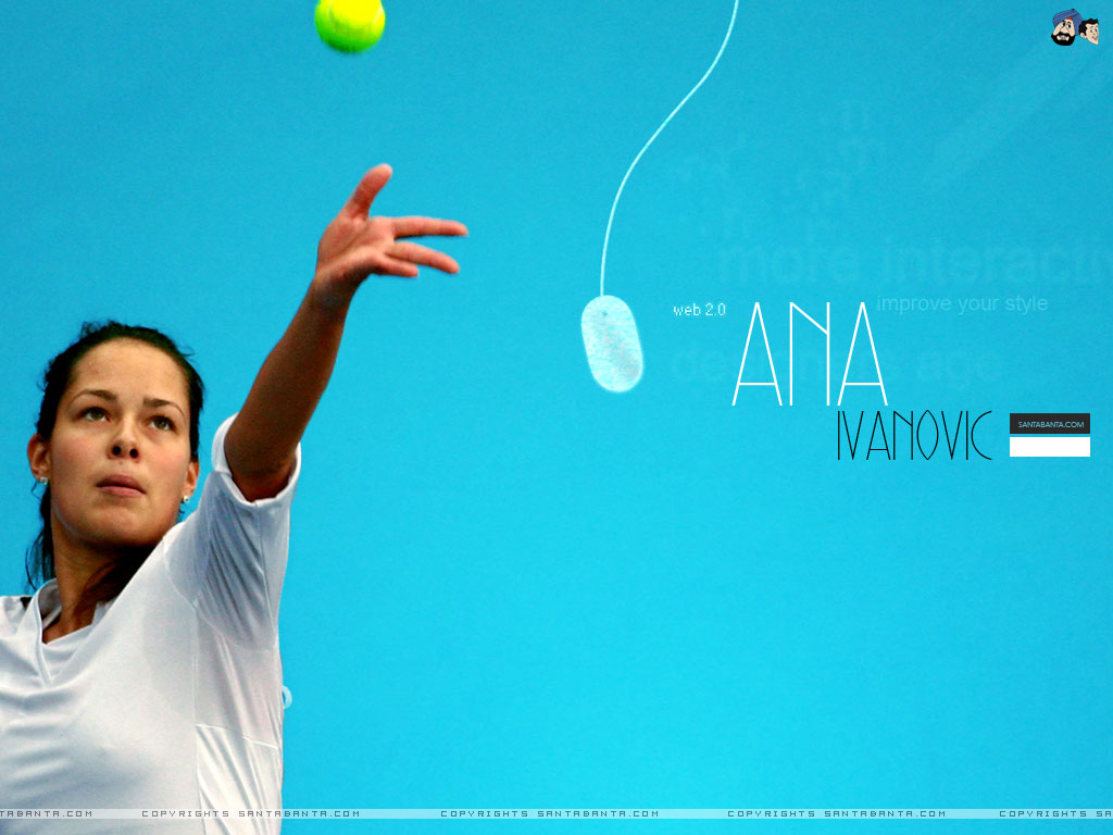 Ana Ivanovic Wallpaper 11 1024x768