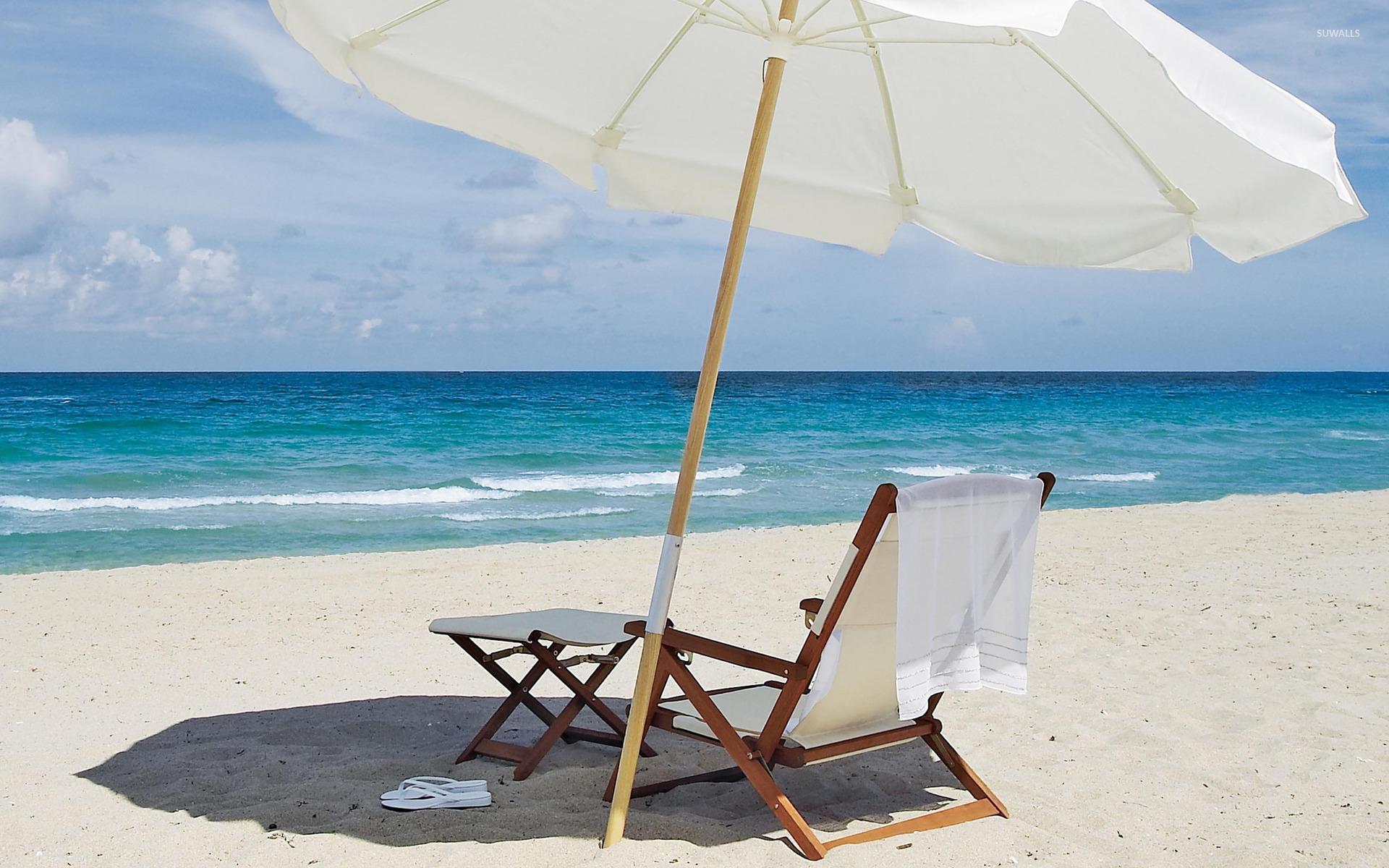 Sunny Beach wallpaper   Beach wallpapers   14008 1920x1200