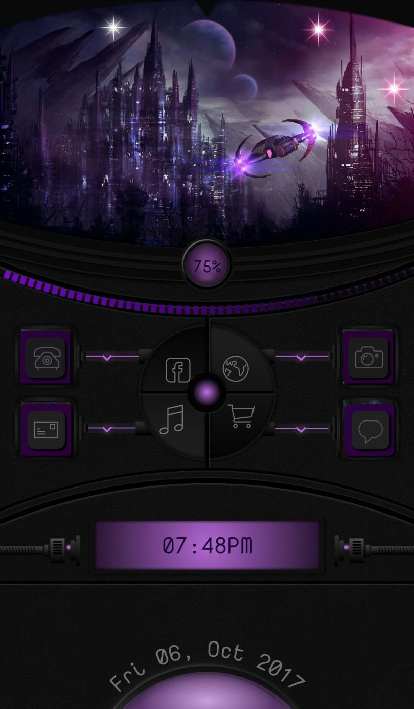 Homepack Buzz] Check out this awesome homescreen Teresa Gabel 810x1386