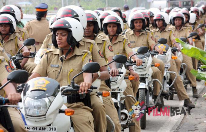 Photos Rani Mukerji launches Women Beat Marshalls Pictures Images 680x435