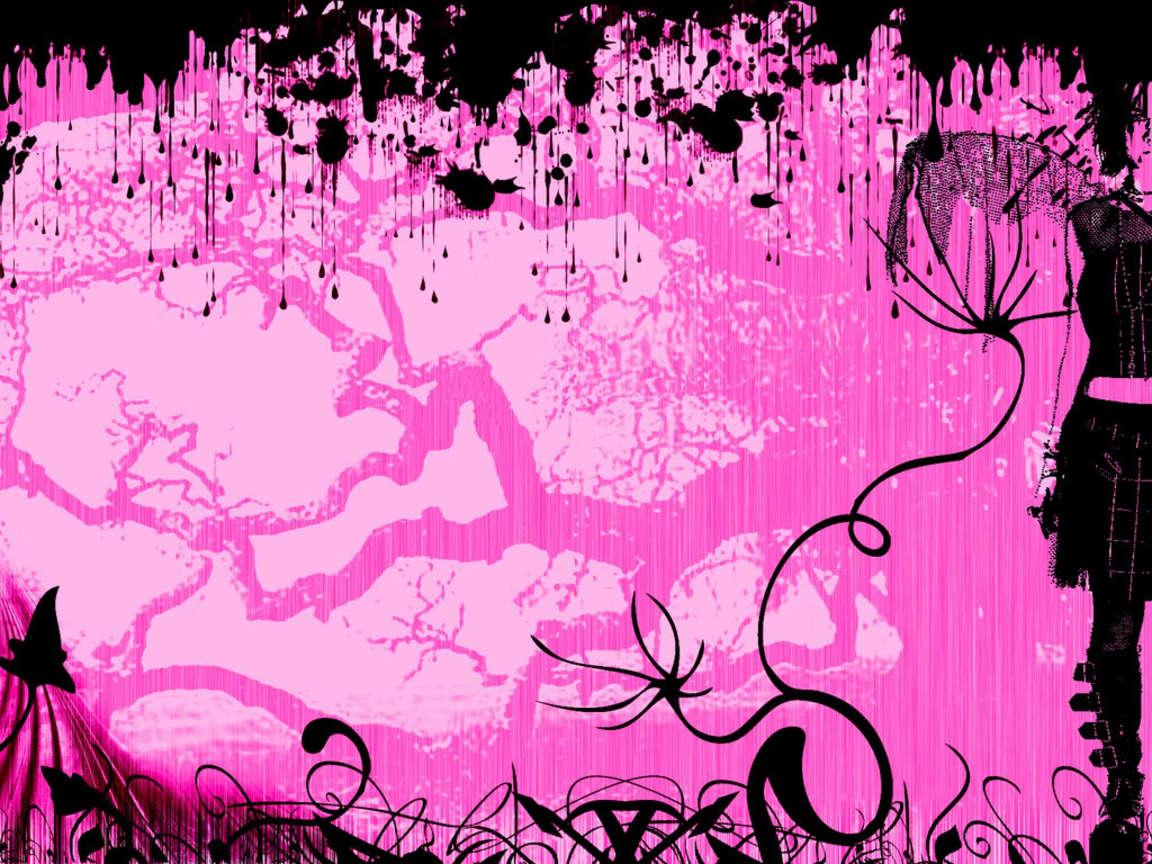 New Art Funny Wallpapers Jokes Art Wallpapers Emo Love 1152x864