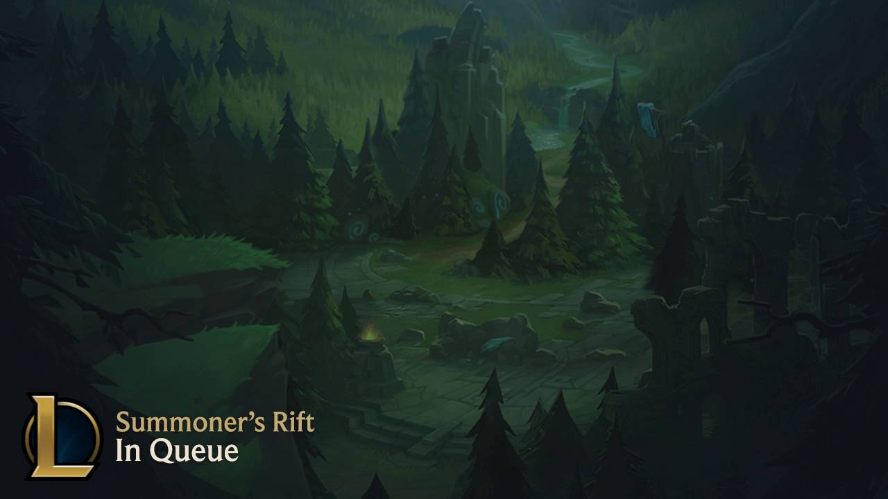 League Client Summoners Rift   In Queue 1280x720