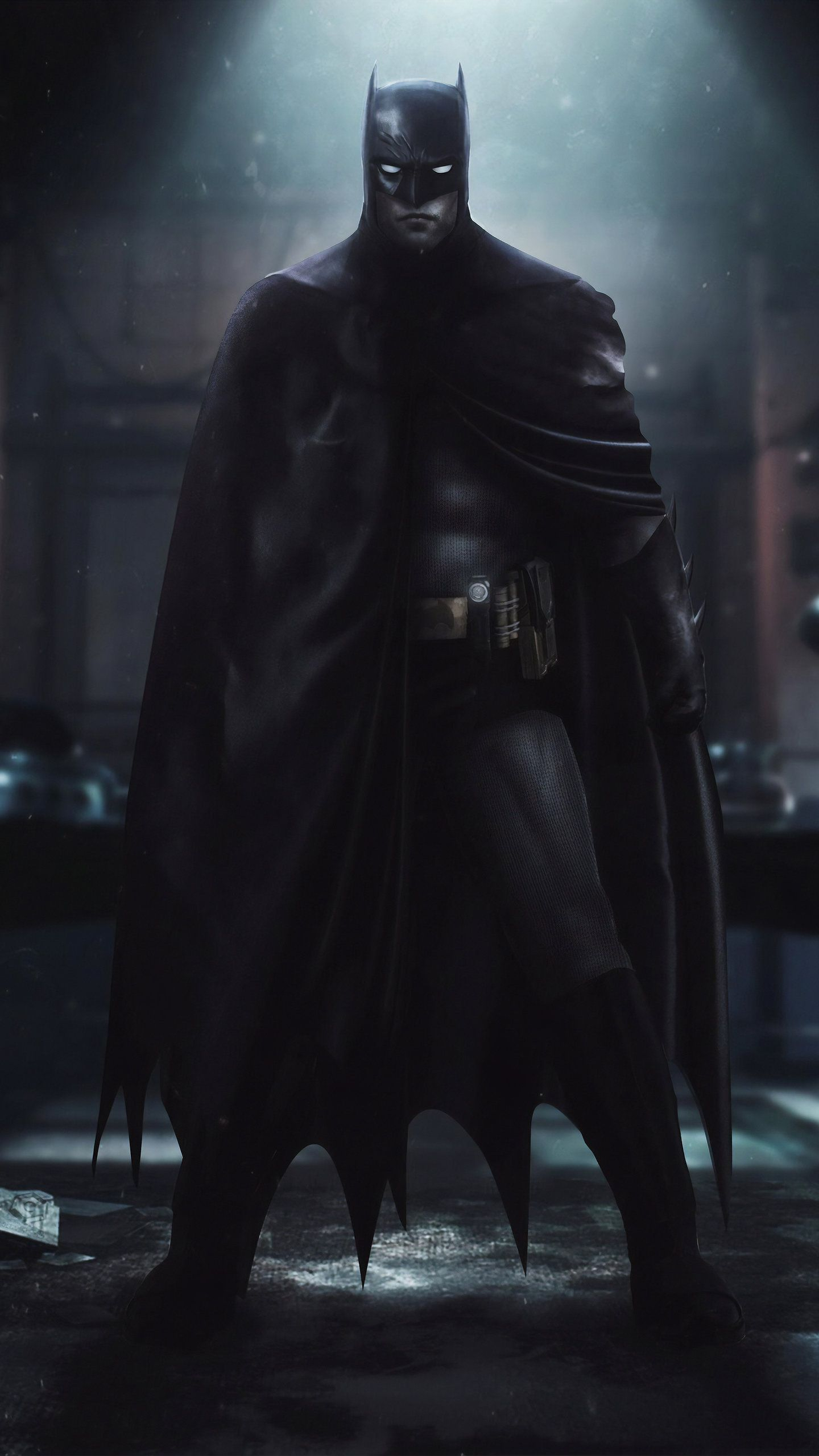 Robert Pattinson As Batman HD Wallpapers 1440x2560
