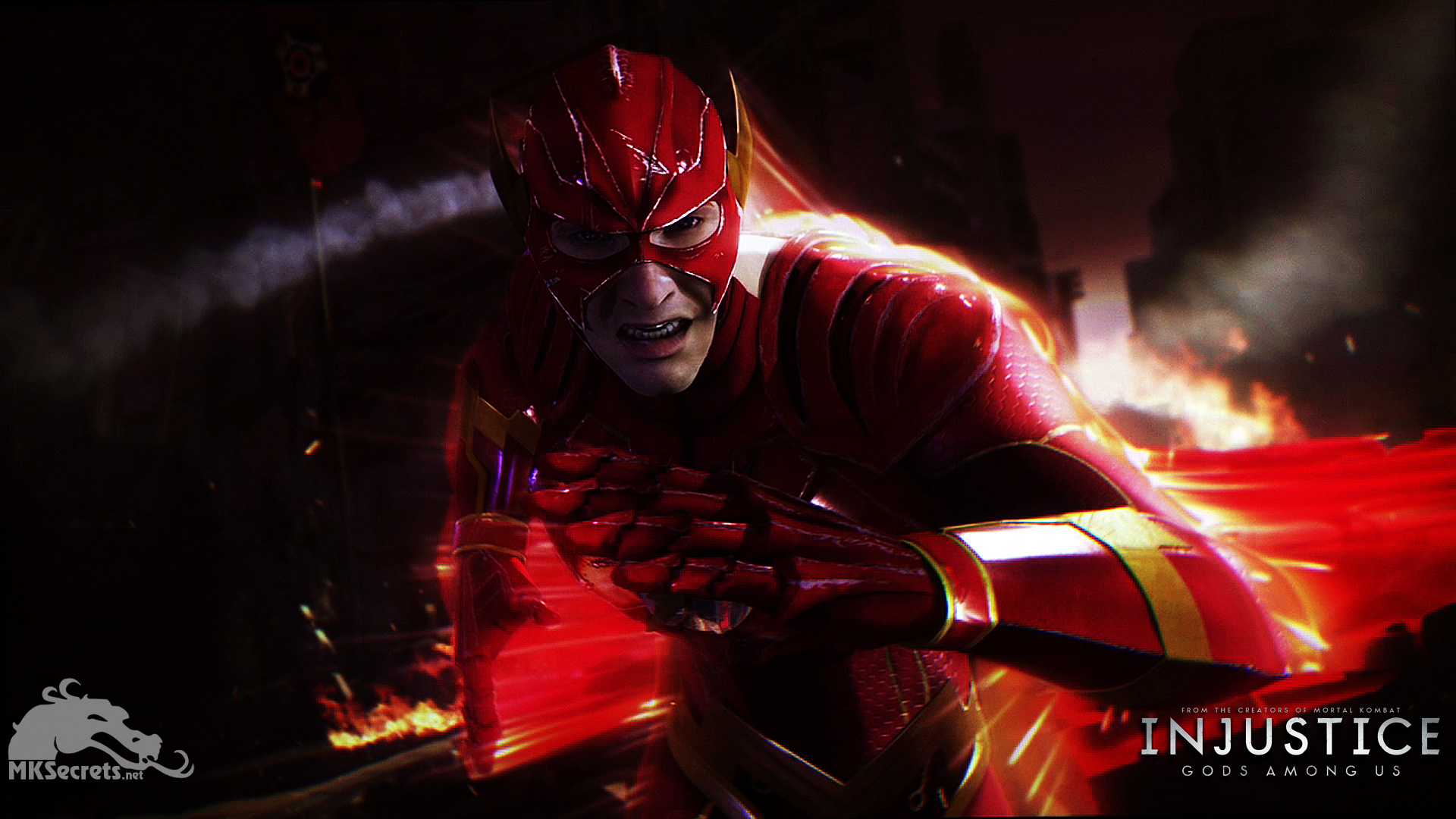 Injustice Gods Among Us   The Flash Wallpaper 1920x1080