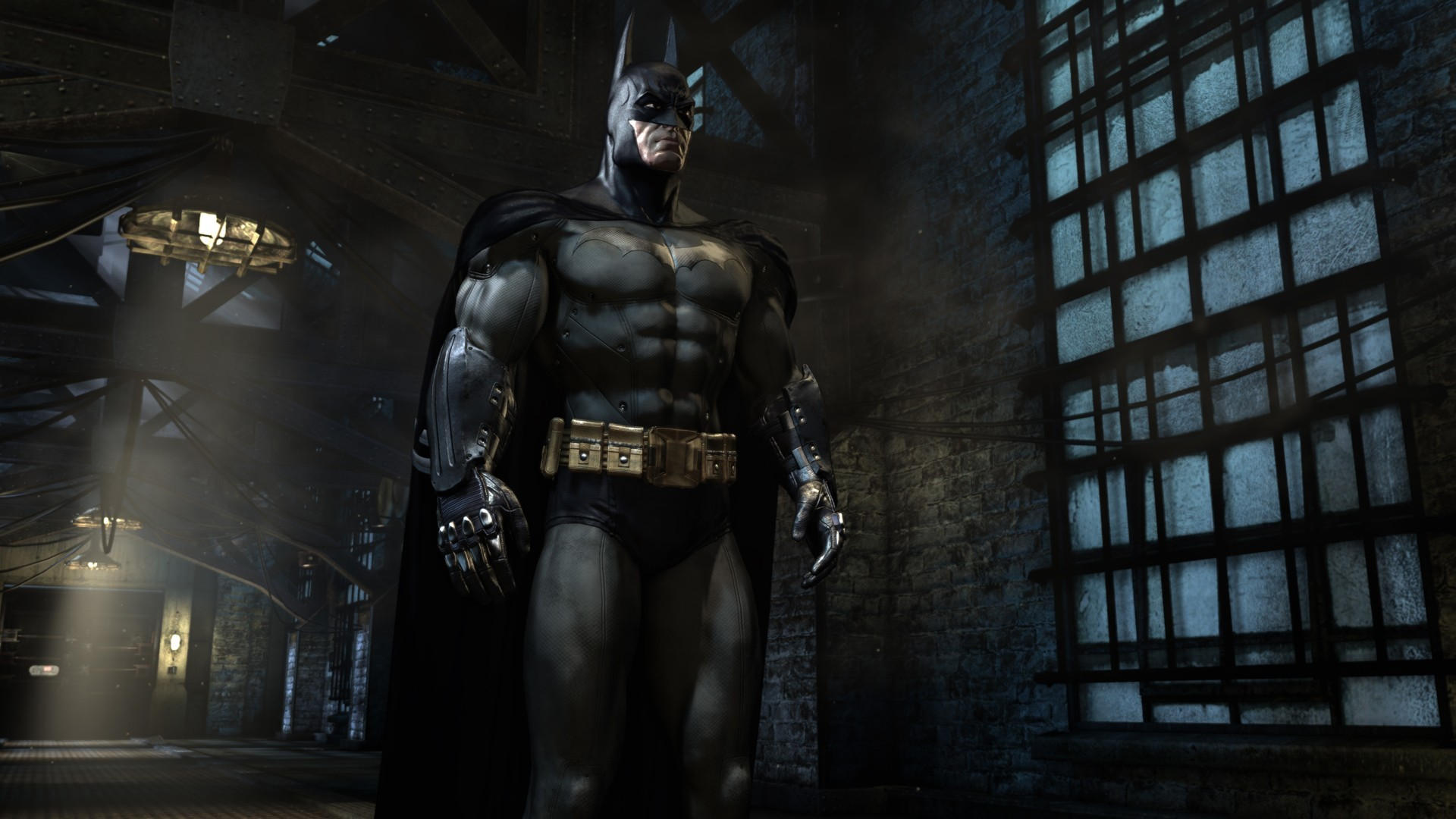 Batman   Arkham Asylum wallpaper 15429 1920x1080