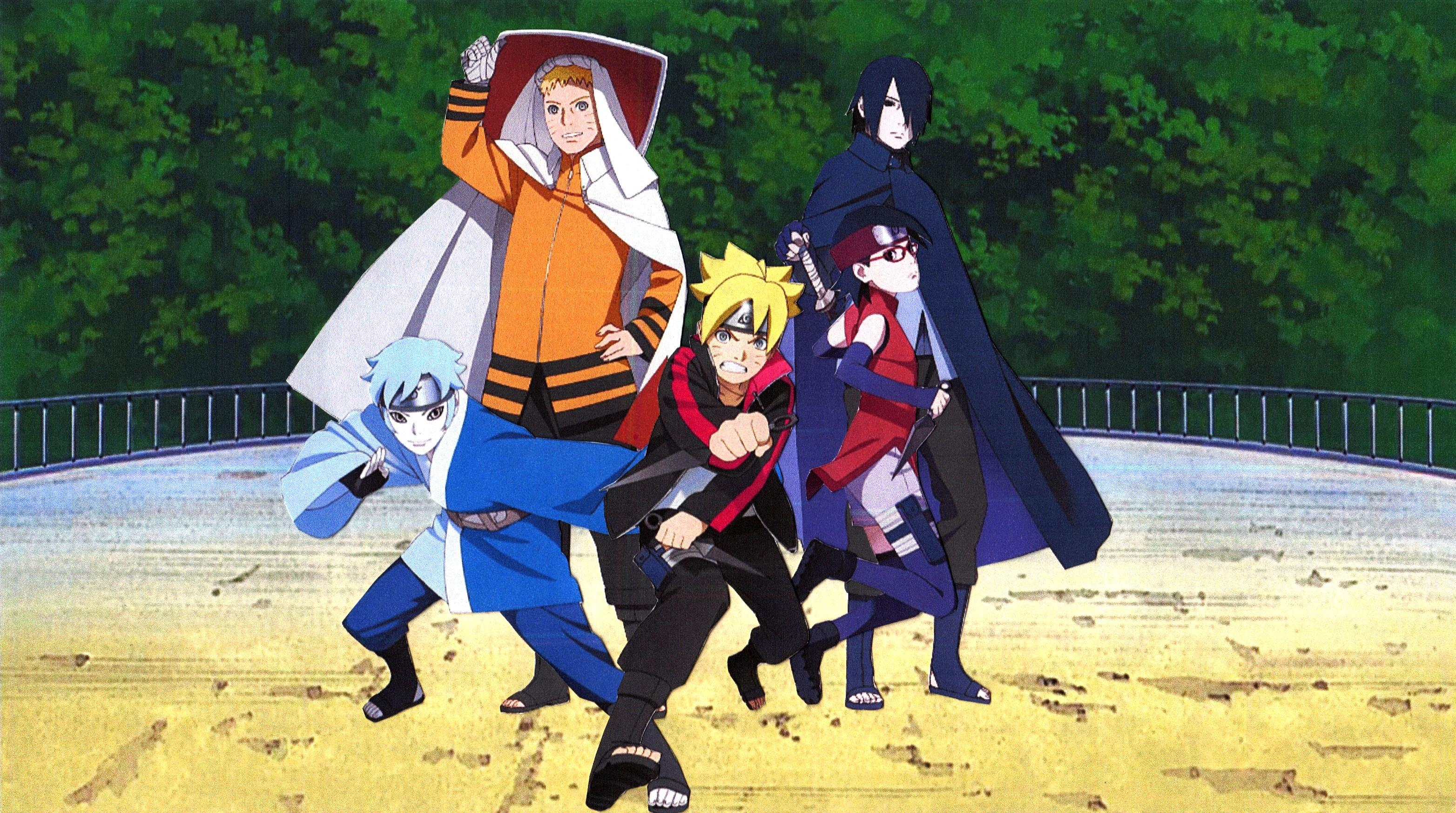 Free Boruto Naruto Next Generations Wallpapers Top