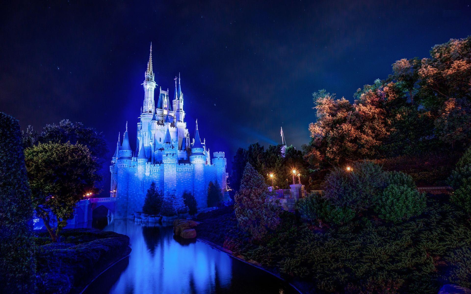 Disney world background image hd desktop wallpaper wide 1920x1200