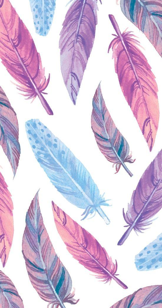 Best 25 Feather wallpaper ideas Iphone 550x1043