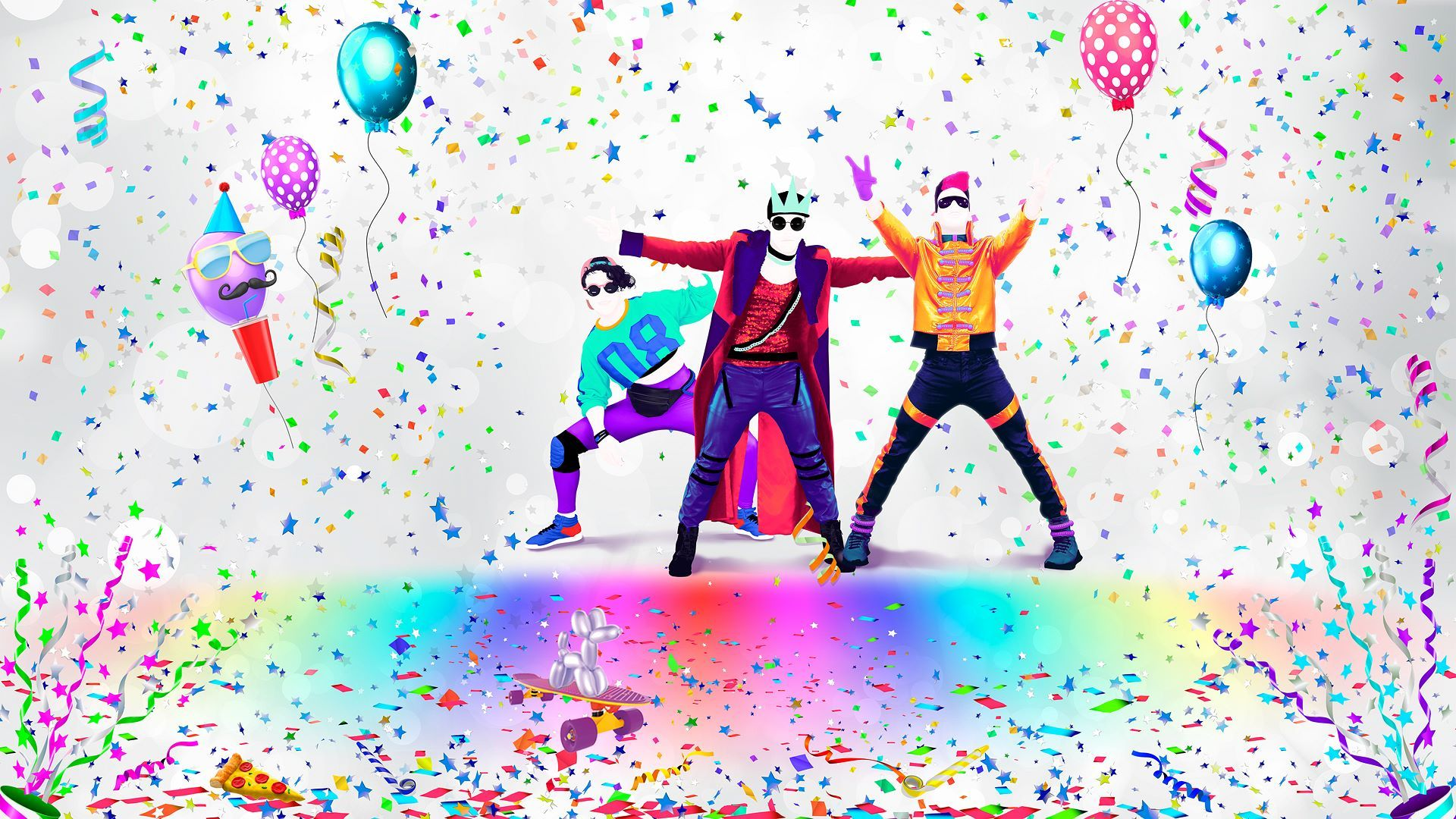 Video Game Just Dance 2019 Wallpaper 67370 1920x1080px 1920x1080