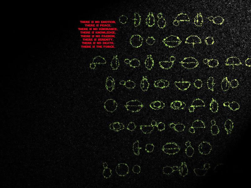 Jedi Code Wallpaper Background Theme Desktop 800x600