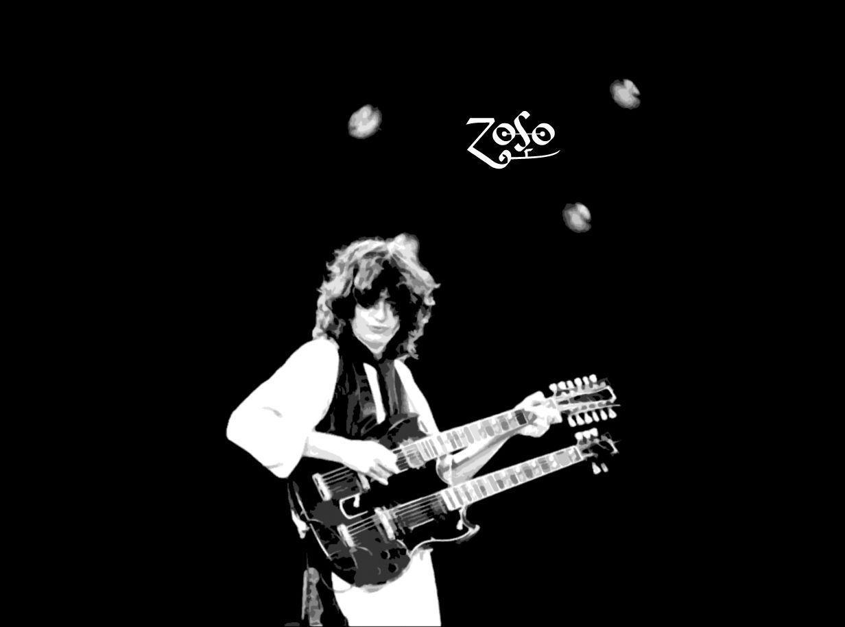 Jimmy Page Wallpapers 1232x915
