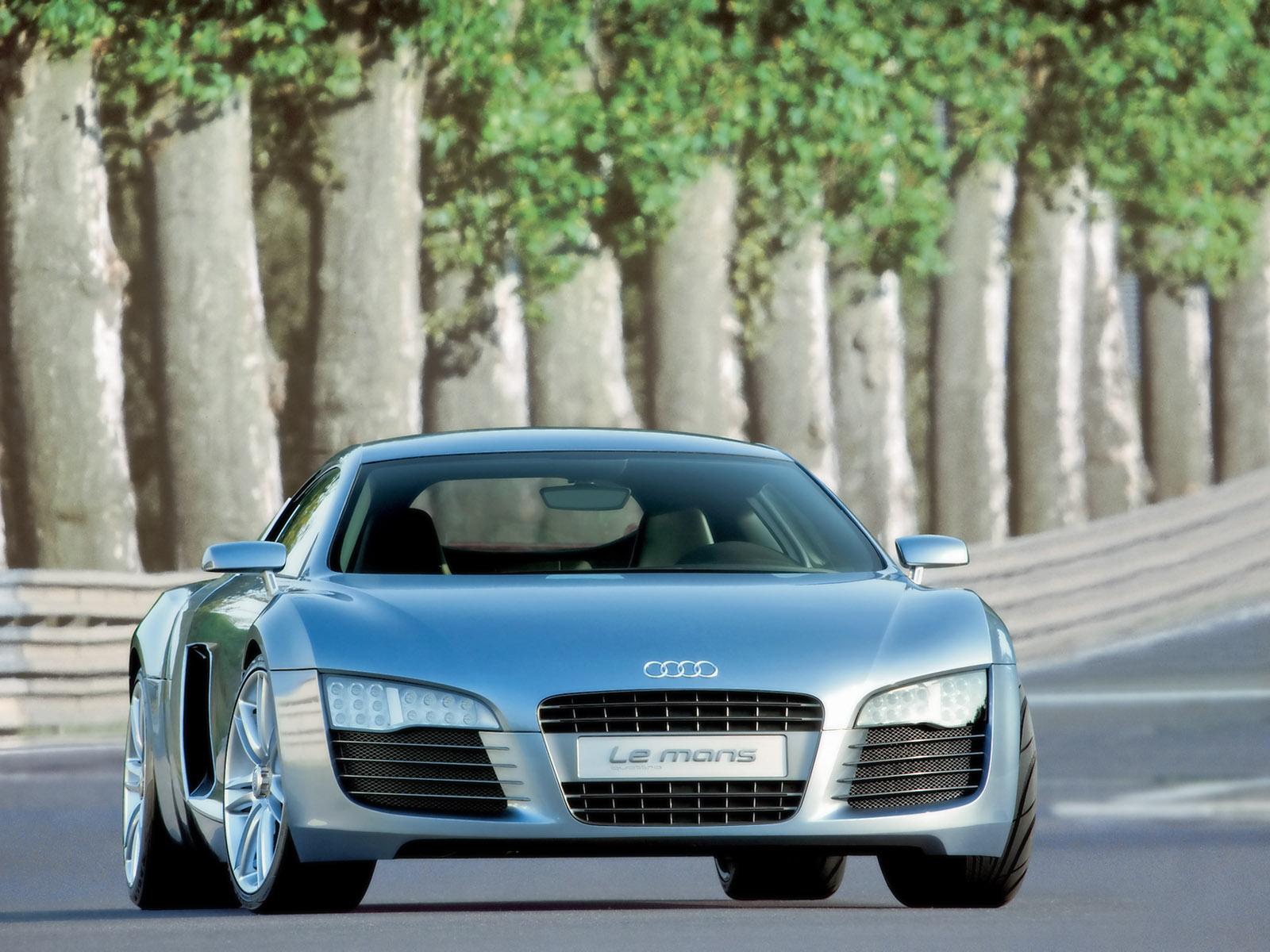 Audi Le Mans Quattro Concept   Front   1600x1200 Wallpaper 1600x1200