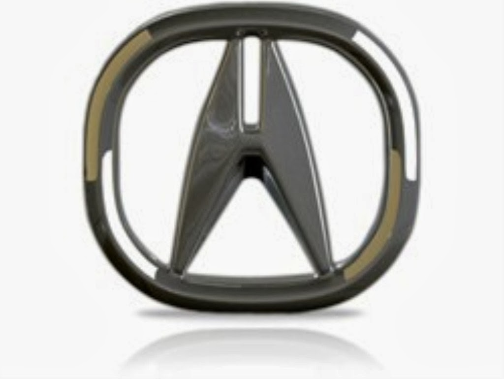 Acura Logo Wallpaper 1024x770