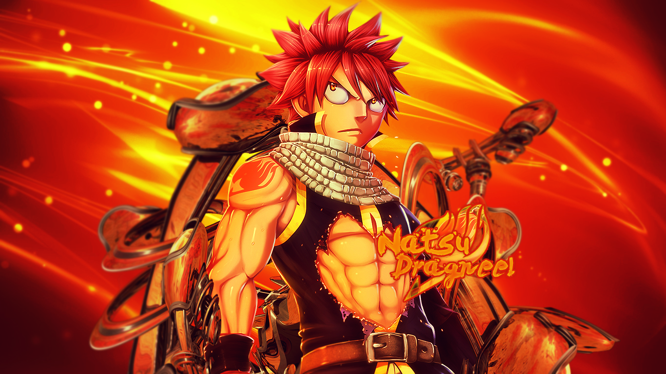 Natsu DragneelFairy Tail images natsu HD wallpaper and background 1366x768