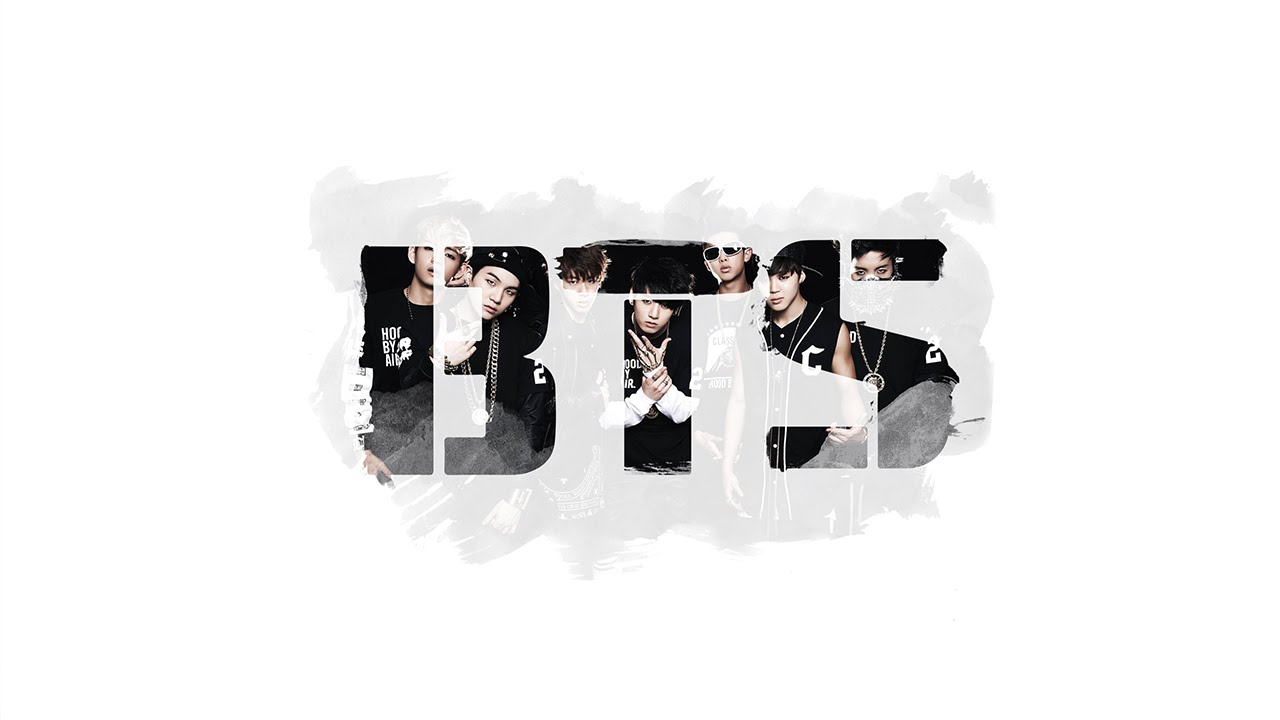 18 Bts Logo Hd Wallpapers On Wallpapersafari