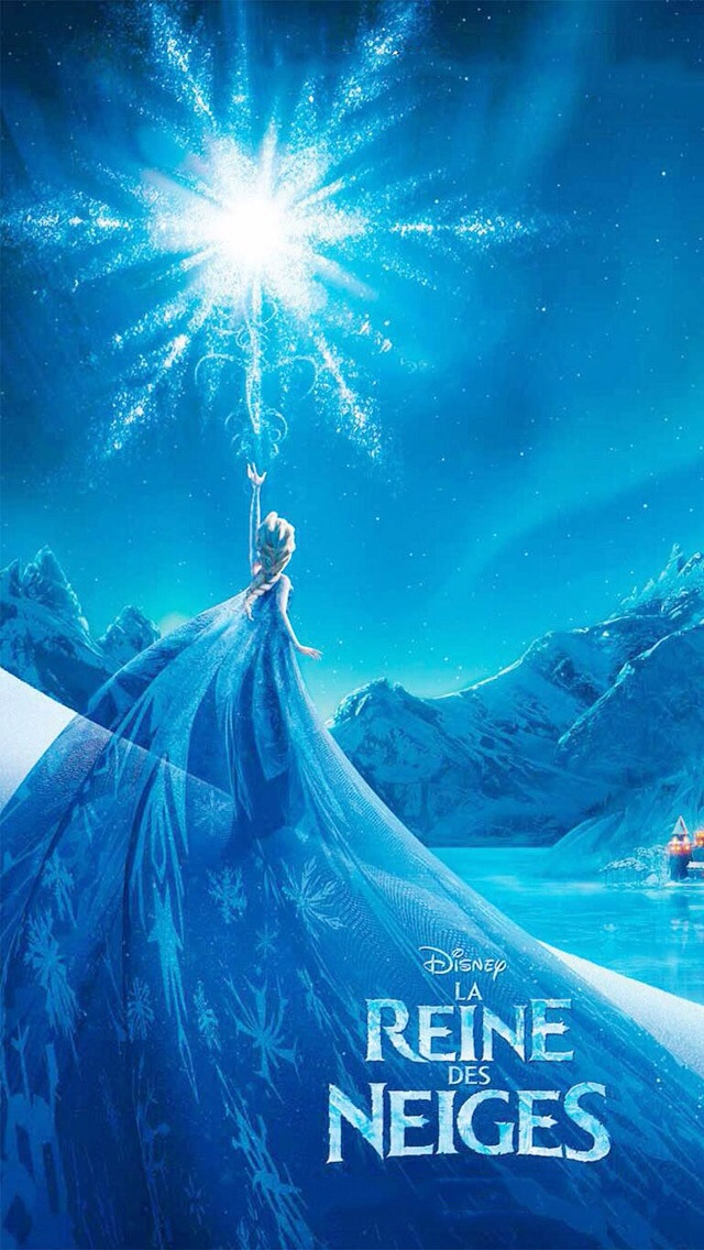 frozen disney 640x1136