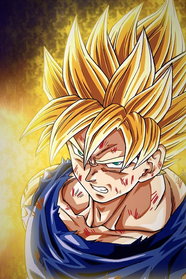 Dragon Ball Z Wallpapers HD for android Dragon Ball Z Wallpapers 640x960
