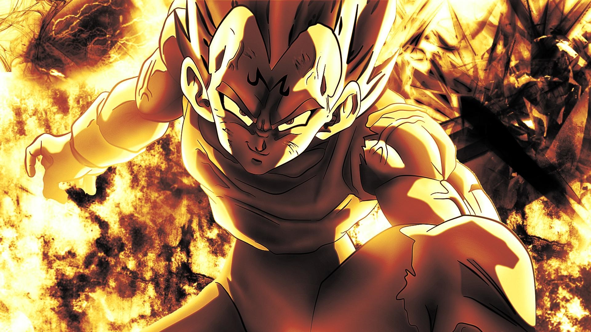 Pics Photos Majin Vegeta Wallpaper Goku Babidi Tv 1920x1080