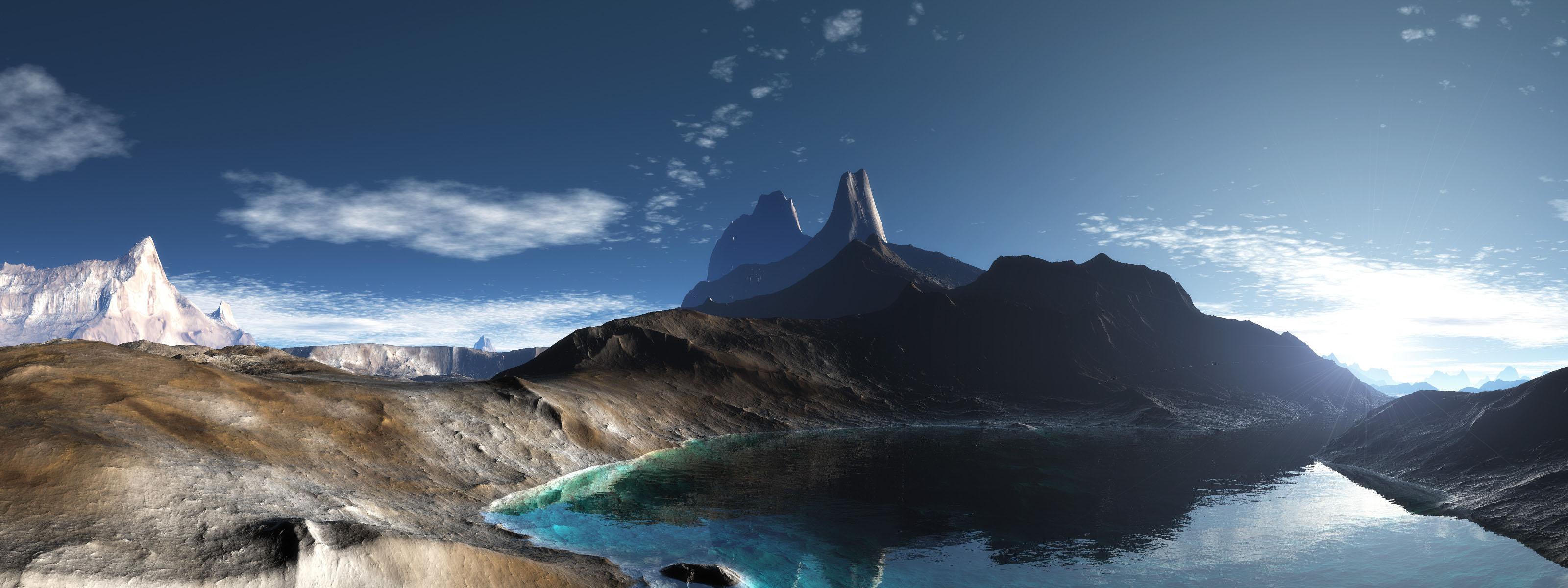 39   Dual Screen Photography Desktop Wallpapers 4366 Views 3200x1200