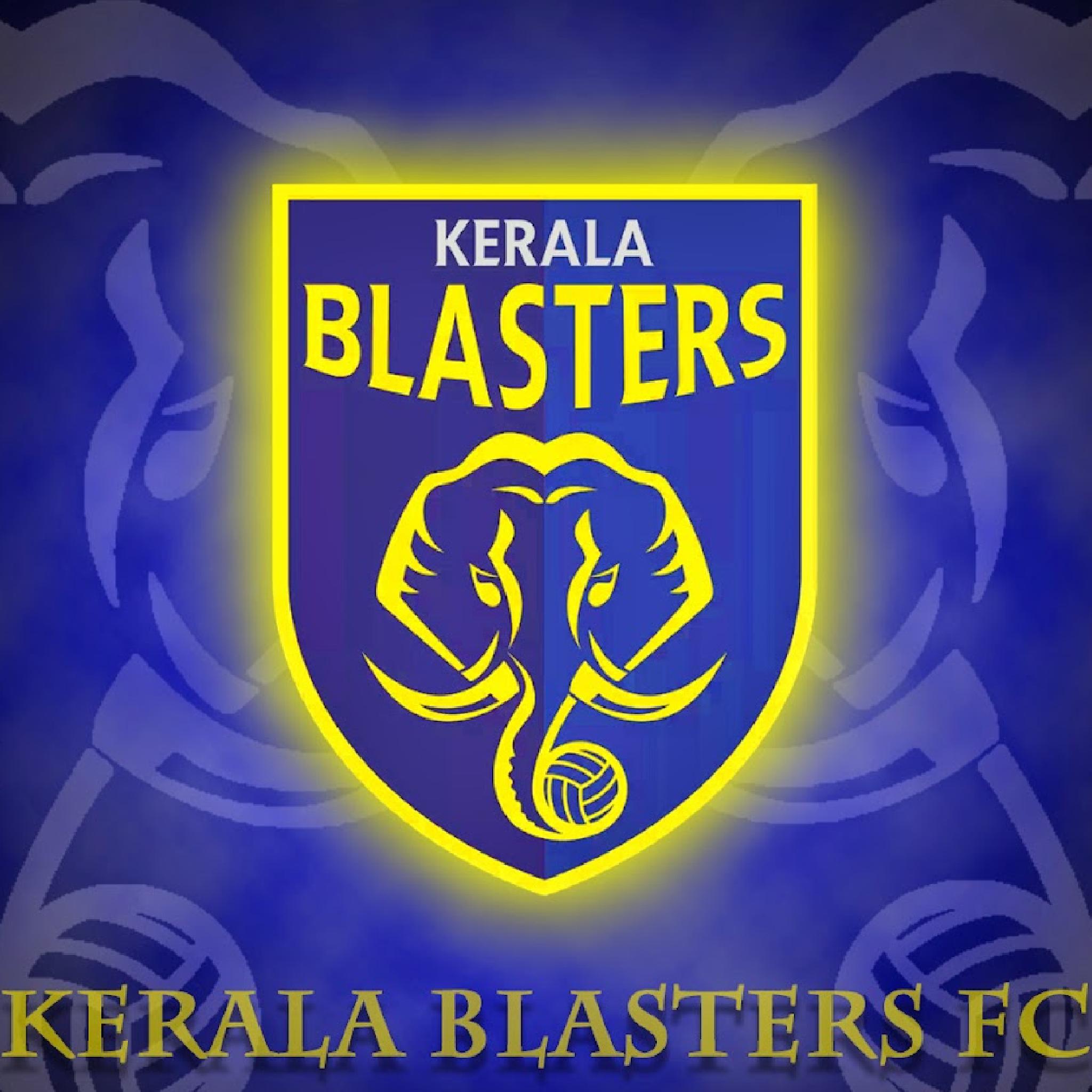 Hd Wallpapers   Kerala Blasters Hd Wallpapers backgrounds 2048x2048