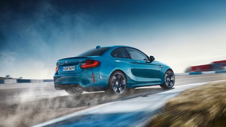 2016 BMW M2 wallpapers BMW POST 750x420