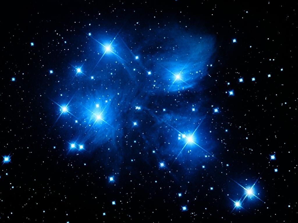 Blue Stars Wallpaper wallpaper Blue Stars Wallpaper hd wallpaper 1024x768