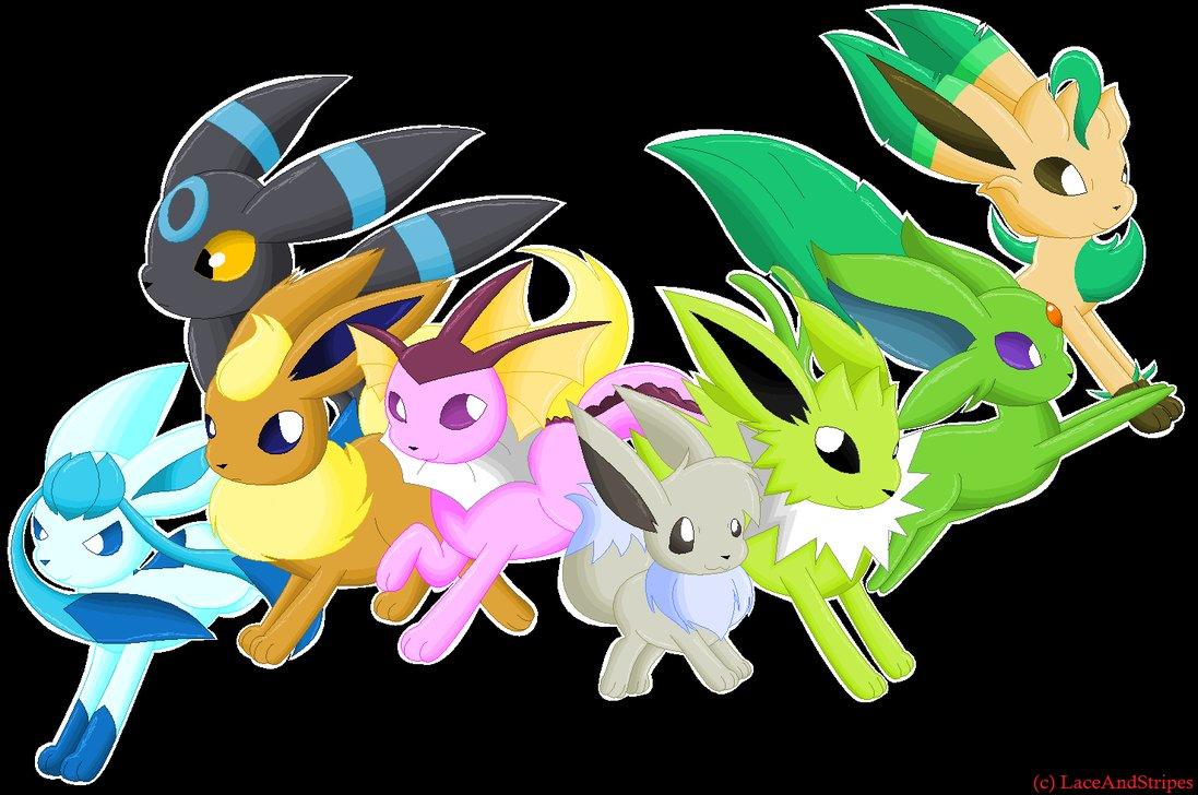 Pokemon Eevee Shiny Images | Pokemon Images