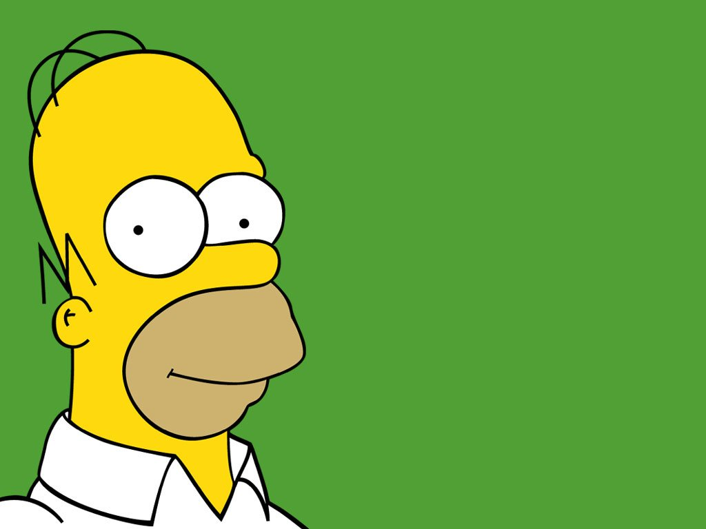 Wallpapers Homer Simpson Wallpapers 1024x768