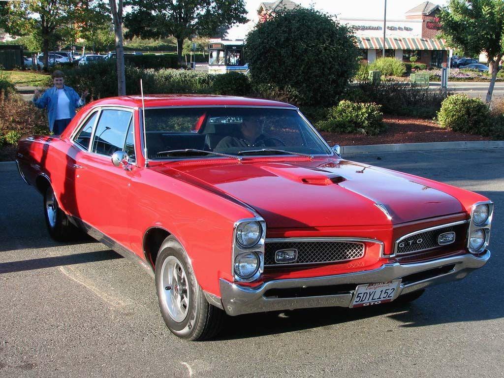 Pontiac GTO 1967 pictures   classic cars 1024x768