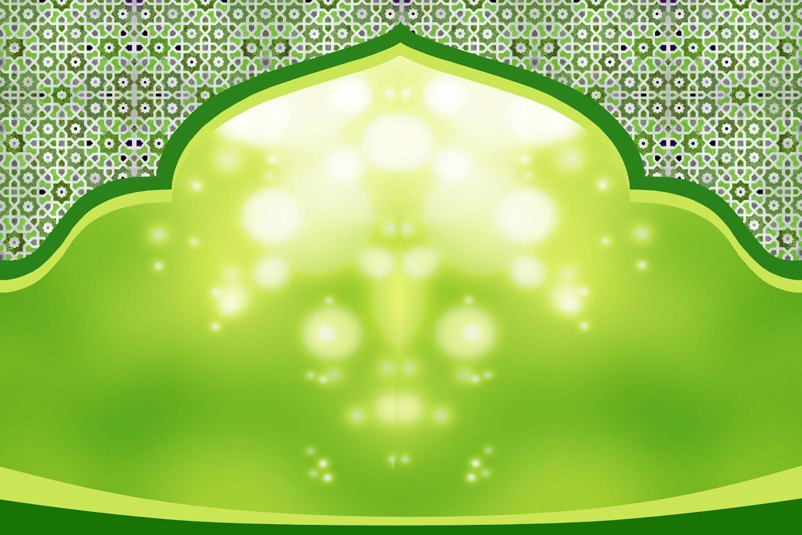 undangan cdr hijau pernikahan Background Islamic   WallpaperSafari