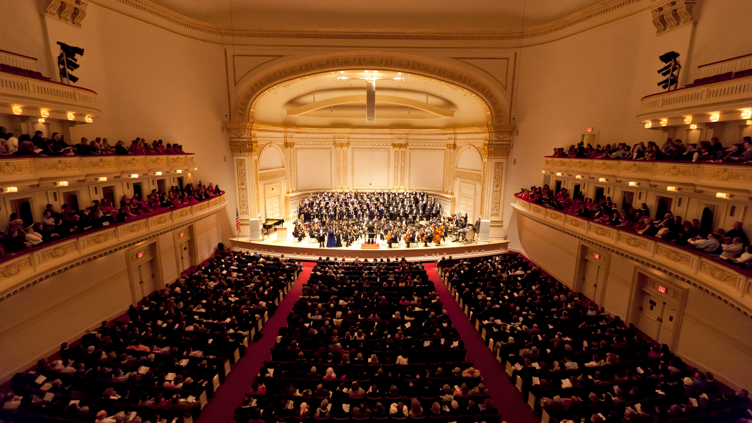 Kimberly High School invited to perform at Carnegie Hall 2560x1440