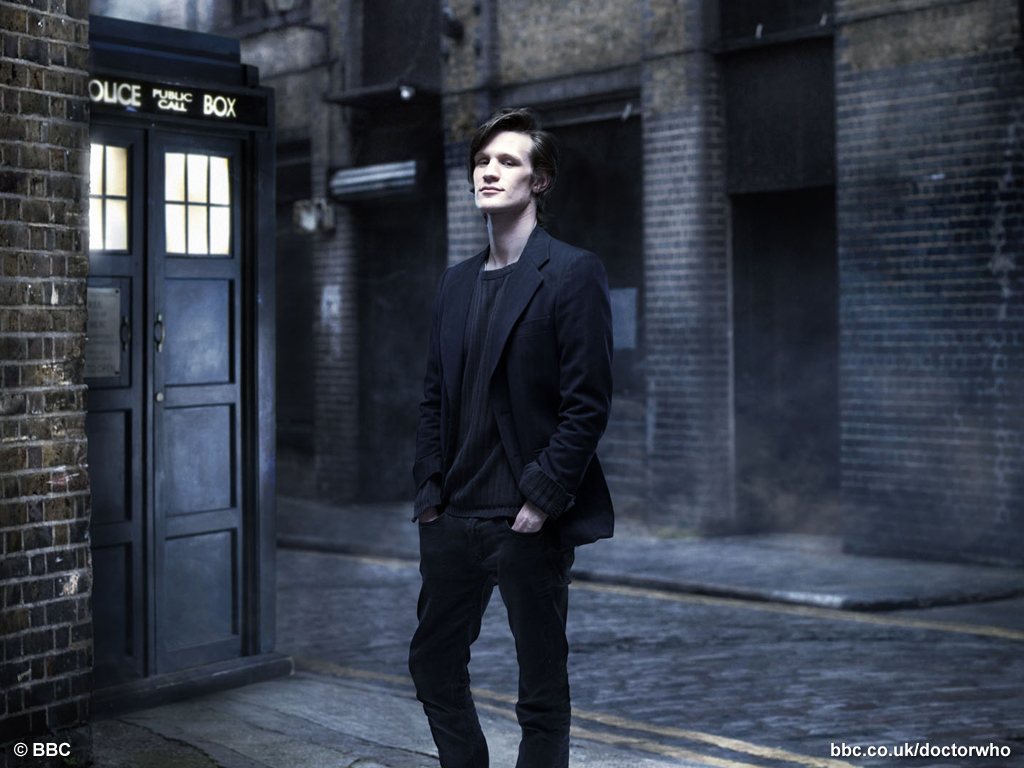 Who Series 5 David Tennant Matt Smith Preview Wallpapers HD in Here 1024x768