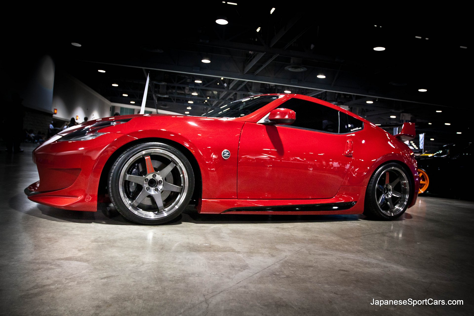 Nissan 370Z with Powerhouse Amuse Vestito Body Kit   Picture Number 1920x1280