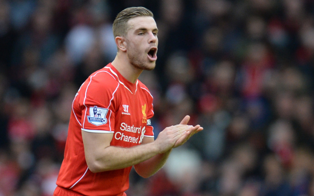 Jordan Henderson left birth of second child to play ...
