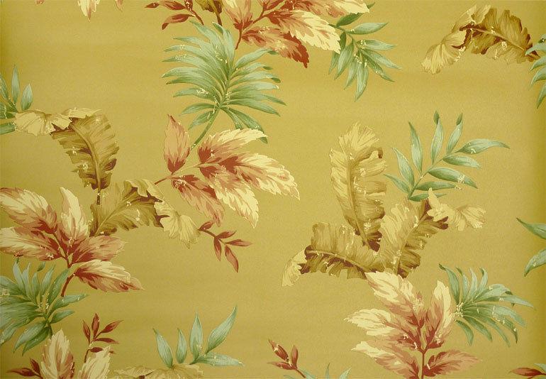 Kitchen Tropical Plants Palm Leaf Wallpaper KS24893 eBay 770x534