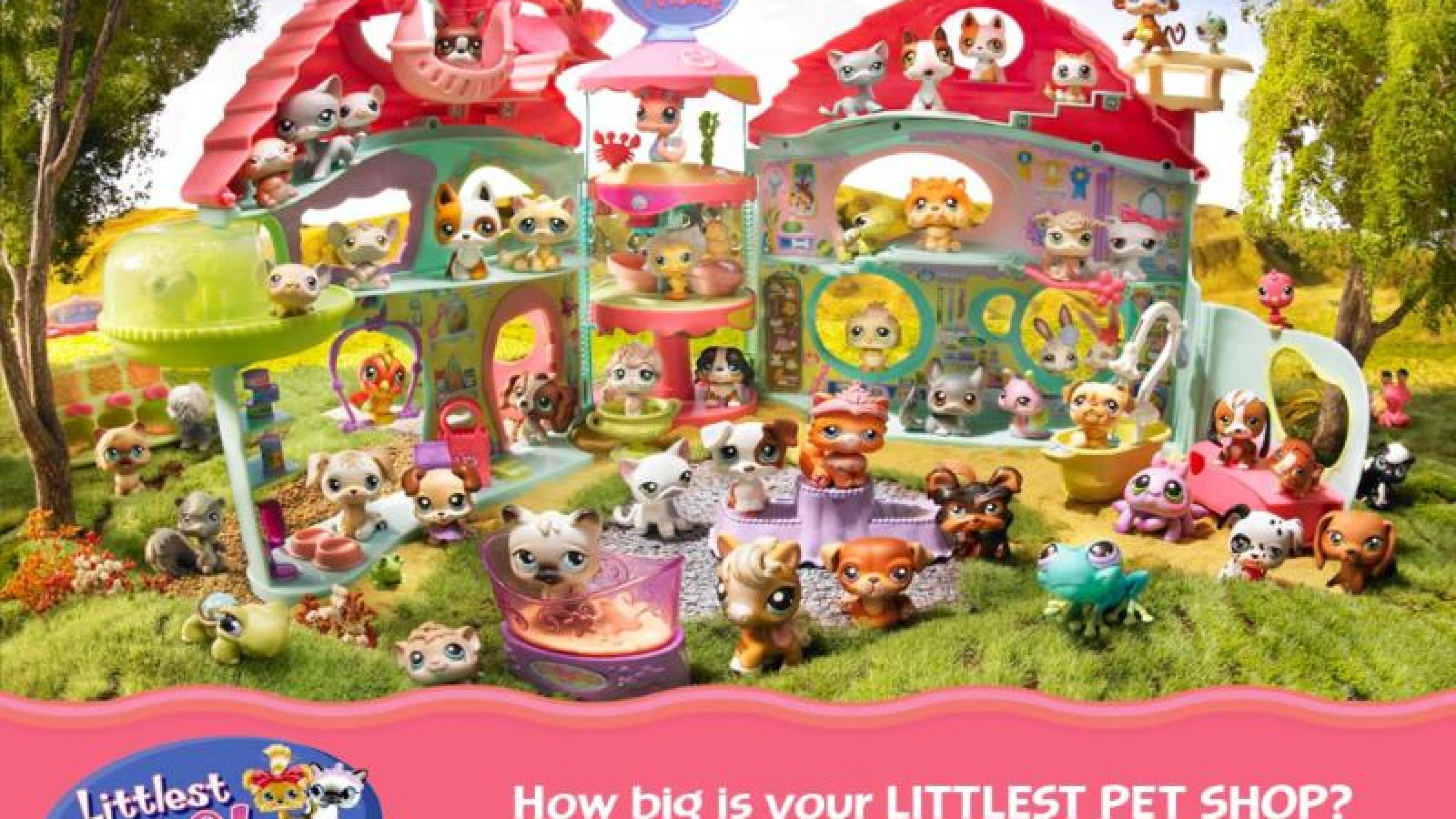 better littlest petshop or something HD Wallpaper   General 365957 3840x2160