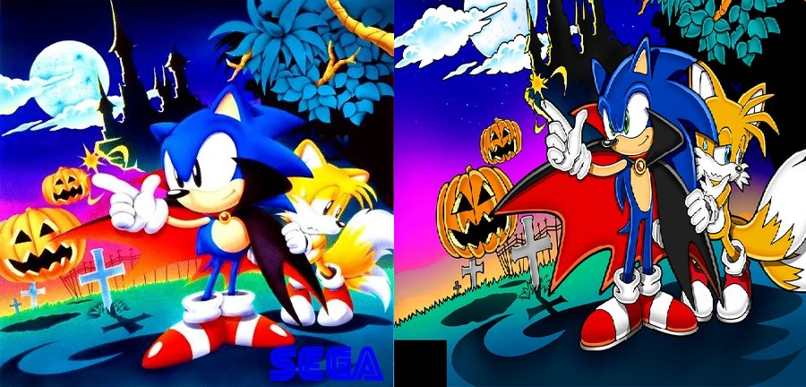 Free Download Halloween Classic Modern By Classic Sonic D4alqrijpg 900x432 For Your Desktop Mobile Tablet Explore 49 Classic Sonic Wallpaper Hd Sonic The Hedgehog Wallpaper Sonic The Hedgehog Hd