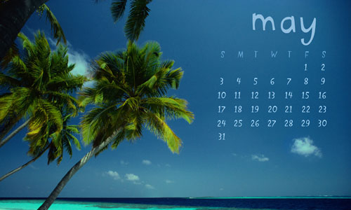 New Year Wallpapers May 2011 Calendar Wallpapers 500x300
