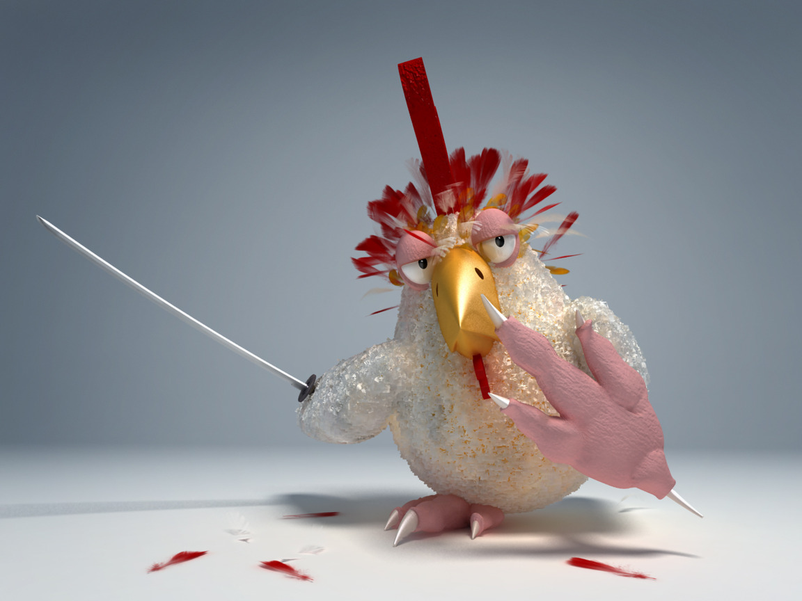 Funny Chickens Wallpaper 1152x864 Funny Chickens 1152x864